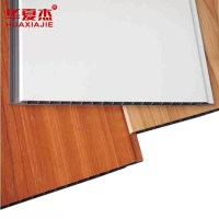 Home Kitchen Cleaning Versatile PVC Wall Panels / Plastic ...