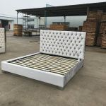 China Custom Headboard With Stainless Steel Bed Manufacturers Suppliers Factory Wholesale Price Huayang