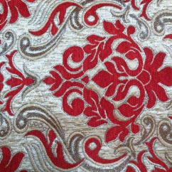 Red Velvet Office Chair Bicycle Exercise Machine Sofa Fabric,upholstery Fabric,curtain Fabric Manufacturer Chenille Yarn Dyed Polyester ...