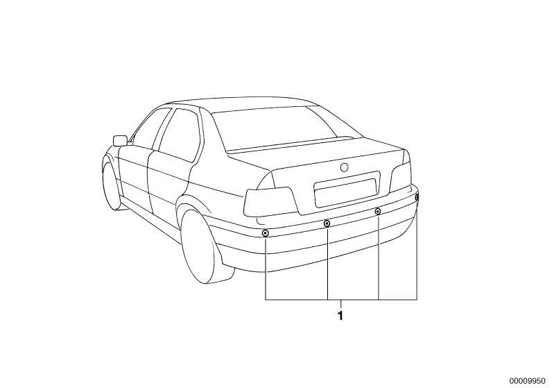 Ersatzteile M Performance / Zubehör 330d Limousine E46