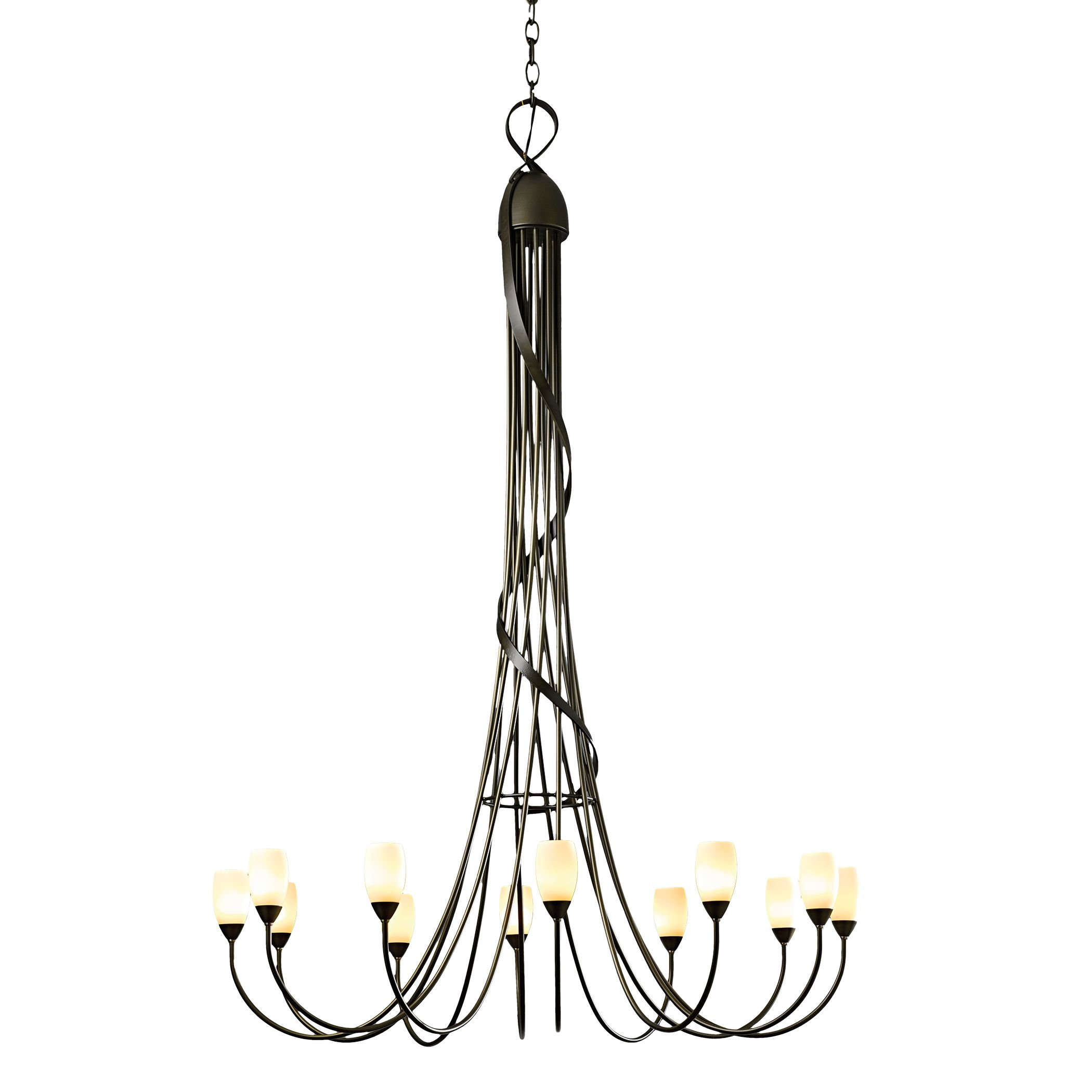 Constellation 8 Arm Chandelier Hubbardton Forge