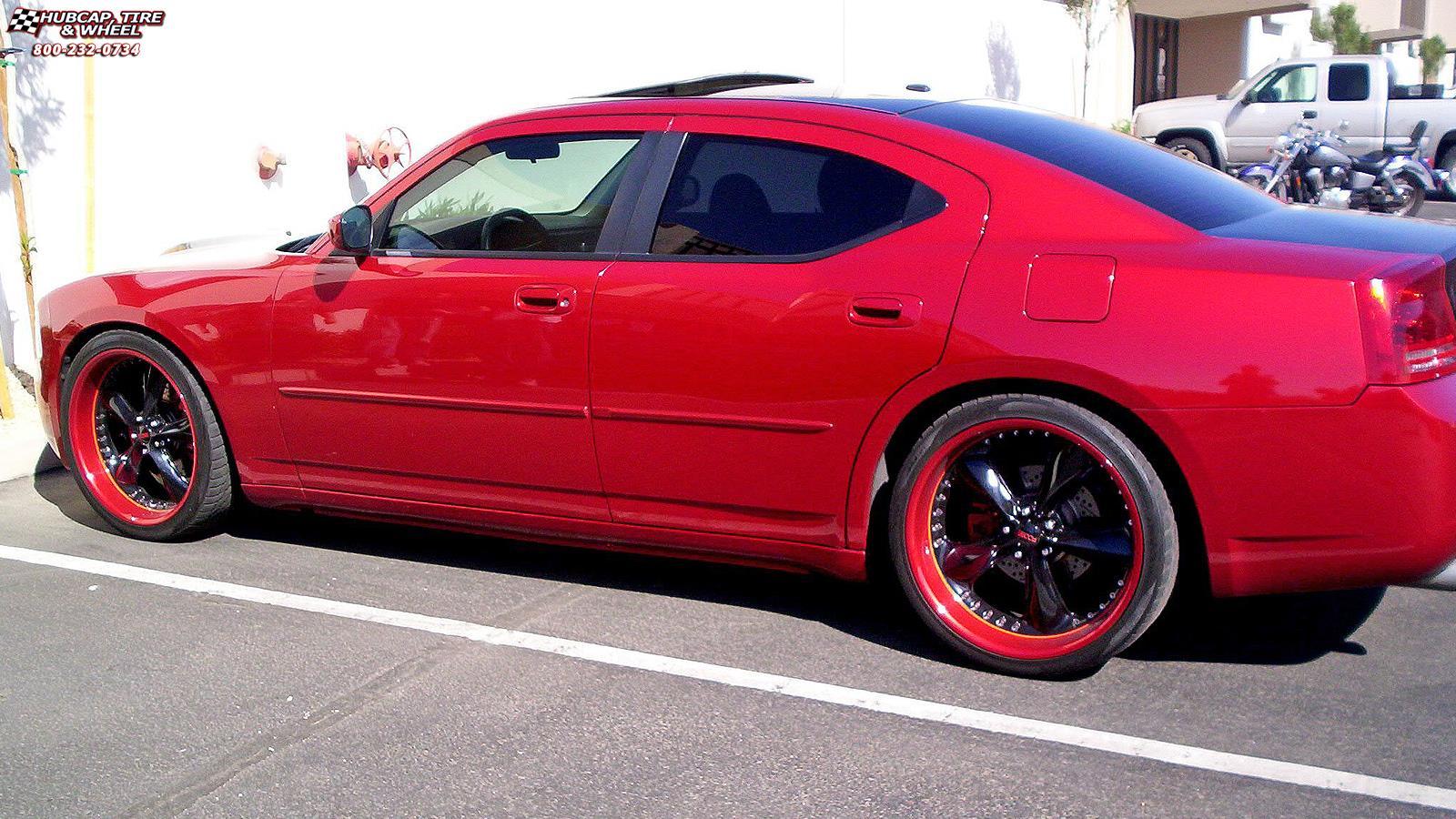 2006 Dodge Dually Custom Wheels