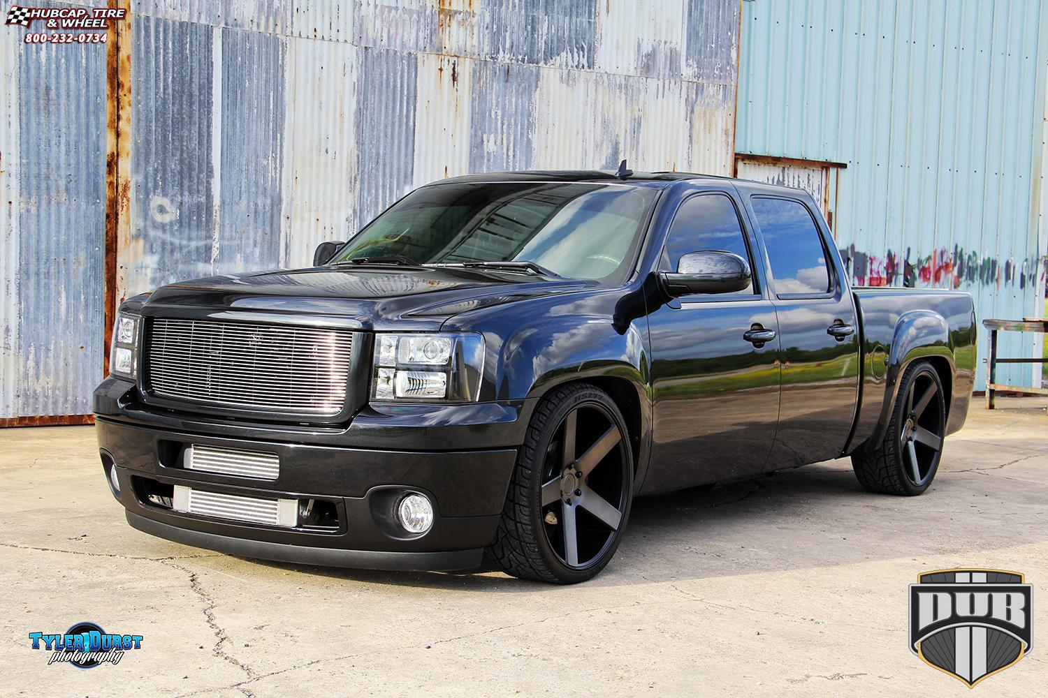 Chevy 1995 1500 Dropped