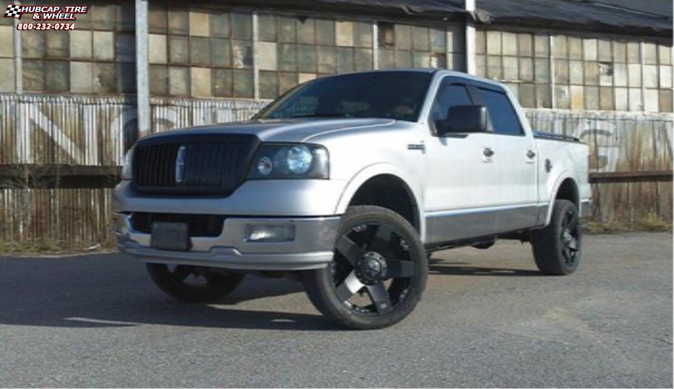 hight resolution of lincoln mark lt xd series xd775 rockstar x matte black wheels and rims