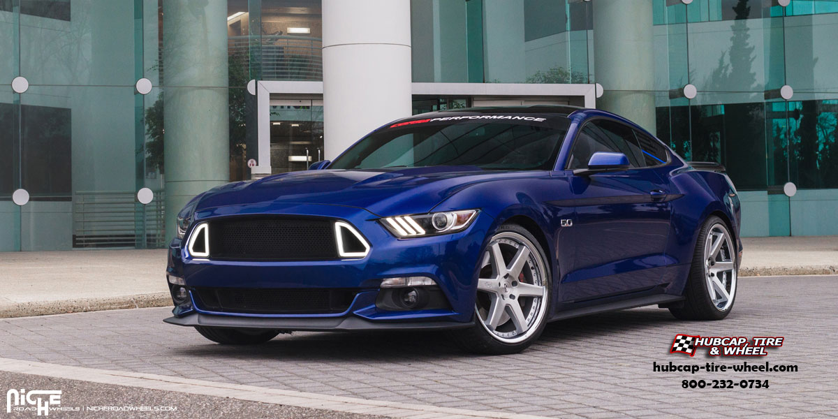 Ford Mustang Sport Wheels