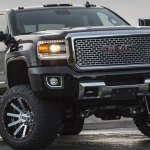 Gmc Sierra 2500 Hd Xd Series Xd200 Heist Wheels Chrome W Gloss Black Lip