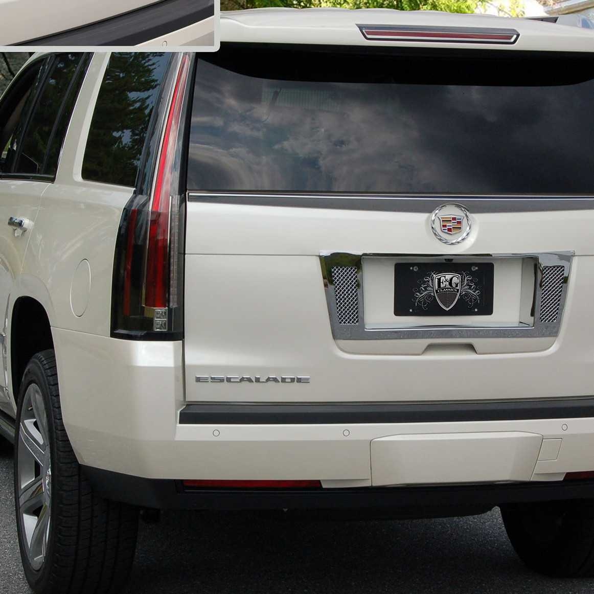2002 Cadillac Escalade Grille Kits Accessories