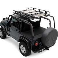 Jeep Wrangler Roof Racks - Truck Cargo Racks - Page 1