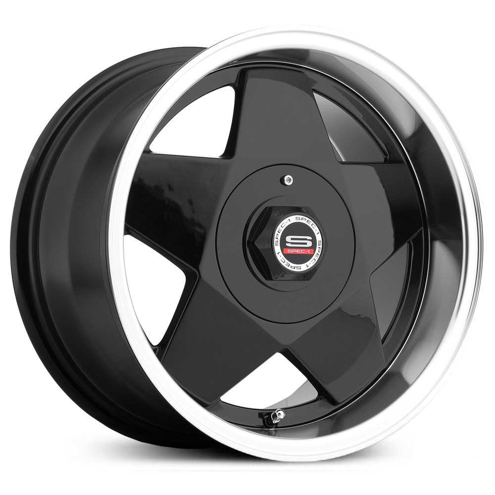 Spec 1 Wheels and Rims - Hubcap. Tire & Wheel