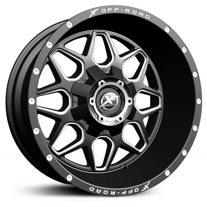 XF Offroad Wheels and Rims  Hubcap Tire  Wheel
