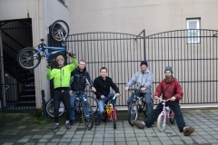 kids bike build marathon