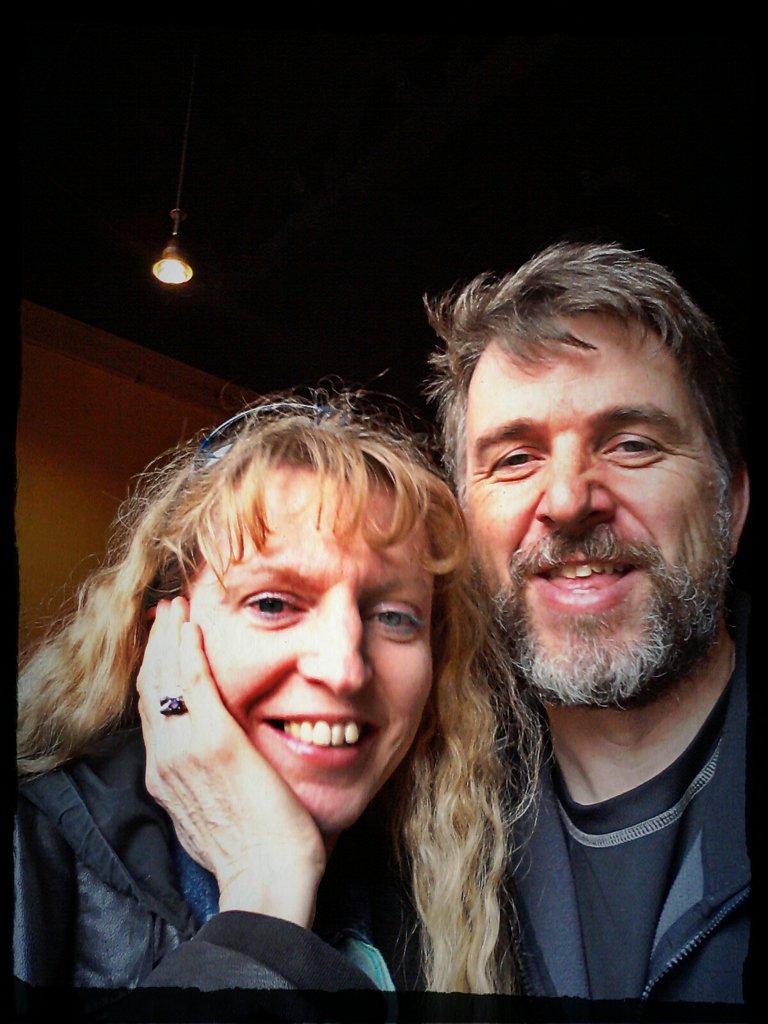 picture of Ben & Lori, June 2012