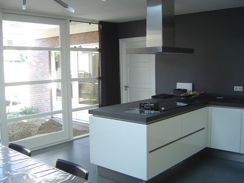 Aanbouw keuken  Bouwbedrijf Hubers