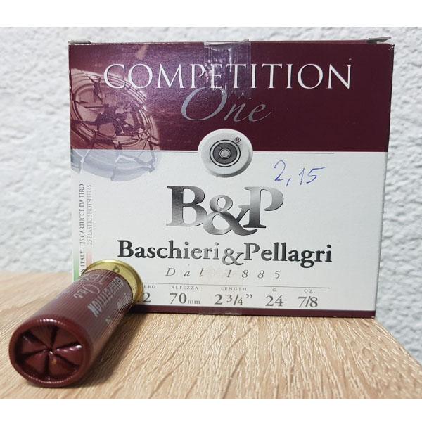 Sačmeno streljivo B&P Competition One