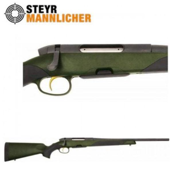 Puška Steyr CL II SX OV .30-06