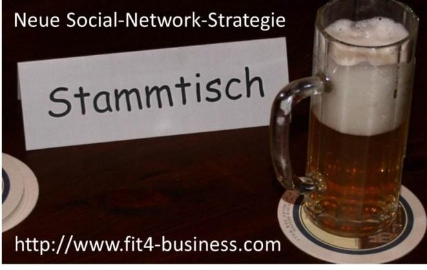Social Networking findet überall statt, nicht nur im Internet