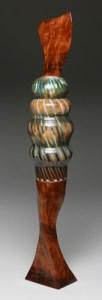 Tall Woodends Jar