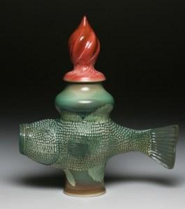 Ac Big Mouth Fish Jar