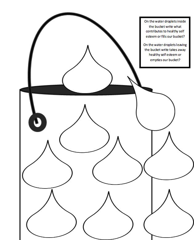 Self Esteem Bucket