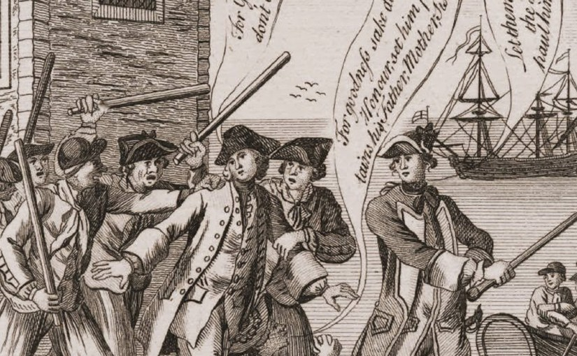 Episode 54: The 1747 Impressment Riot