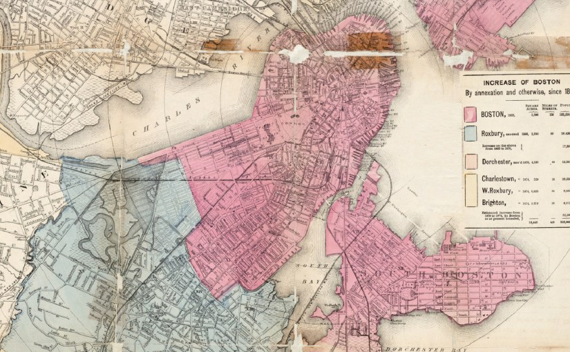 Episode 61: Annexation, Making Boston Bigger for 150 Years