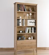 Liston solid oak furniture large living room office