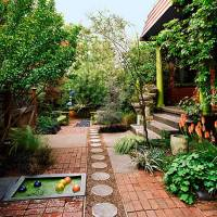 Surround Your House With A Perfect Garden Dcor