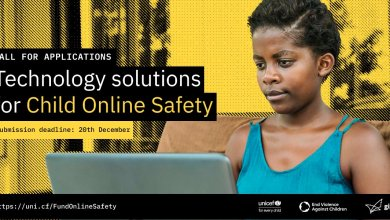 Photo of UNICEF Innovation Fund 2020 – Child Online Safety ($100K Equity-free Investments)