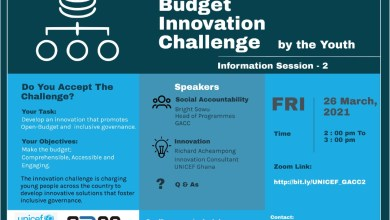 """Photo of UNICEF: My Local Budget Innovation Challenge""""My Local Budget Innovation Challenge"""