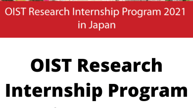 Photo of OIST Research Internship Program 2021 in Japan – Fully Funded