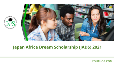Photo of Japan Africa Dream Scholarship (JADS) 2021 – Fully funded