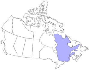 In the 1600's, the Hubou-Tourville lived in New France.