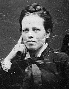 Philomène Leblanc (1847-1915), my paternal great-grandmother, was an Acadian.