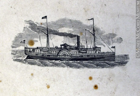 McCord Museum, Engraving, Steamship - M991X.5.659
