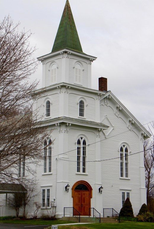 North Ferrisburgh Methodist Church