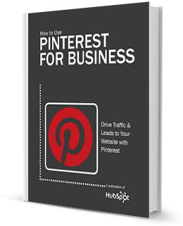 hubspot ebook pintrest business