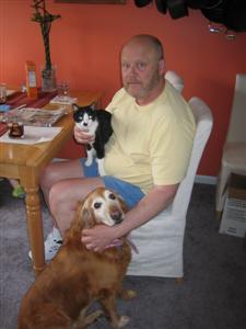 Dad Lin Visit 2005