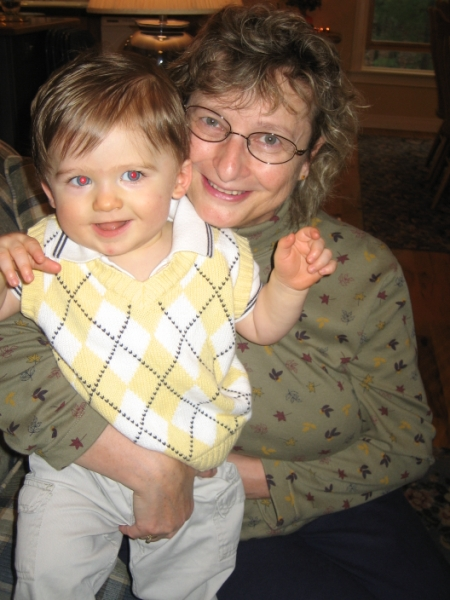 Grandma Linda and the dashing Owen
