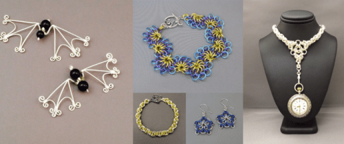 Bellabor Art Jewelry, the art of chain maille
