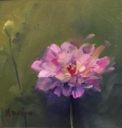 Michelle Darvis, plein air painter
