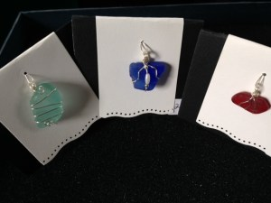 Beach Glass Jewelry by Donna Ransom