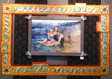living art frame sirens