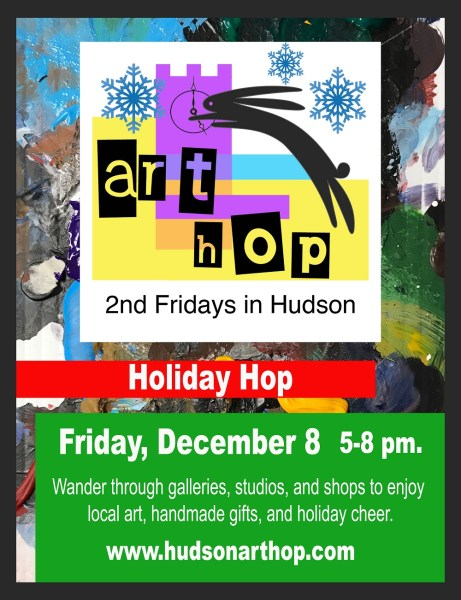 2017 holiday hop December 8