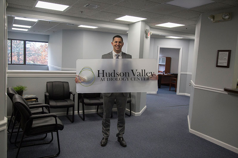 Dr. Jeff Shannon at Hudson Valley Audiology
