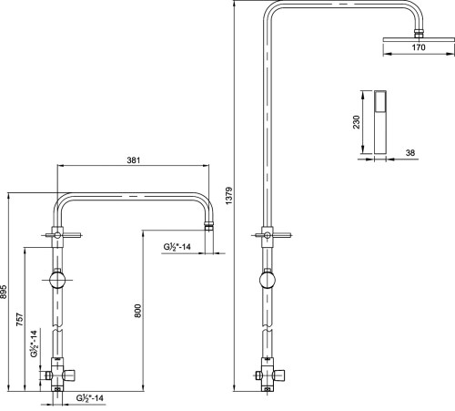 small resolution of piping diagram for mixing valve