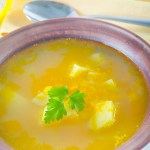 Vegan soup for your winter