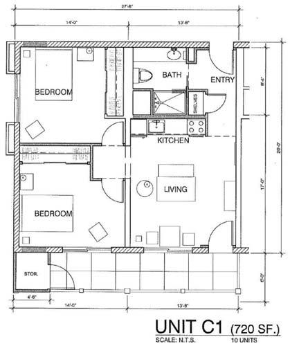 Salinas, California: Sherwood Village Senior Apartments