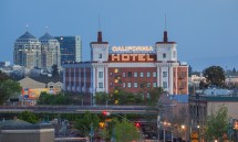Historic California Hotel Affordable Housing In