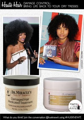 Natural African American Hair Care Archives Hueknewit