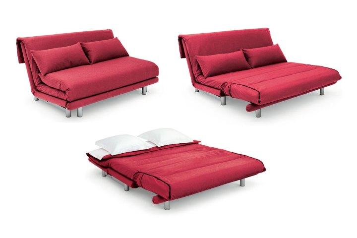 multy sofa bed ligne roset. Black Bedroom Furniture Sets. Home Design Ideas